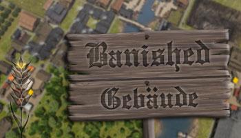 Banished: alle Gebäude