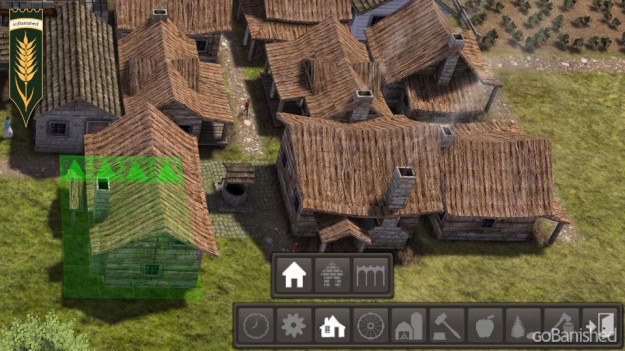 Grundstücke platzieren