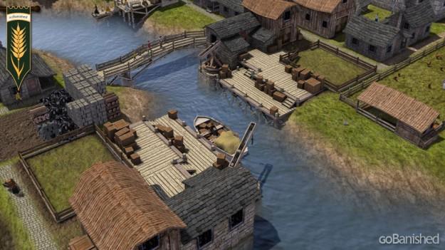 Banished: Handelskantore für den Handel