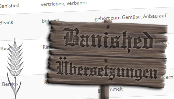Banished auf Deutsch