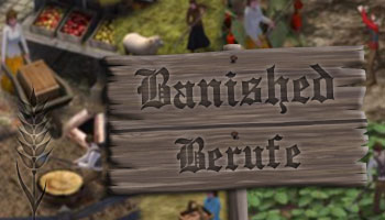 Banished – alle Berufe
