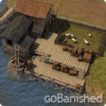 Banished Handelsposten