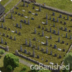 Banished Friedhof