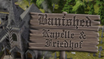 Banished Kapelle und Friedhof